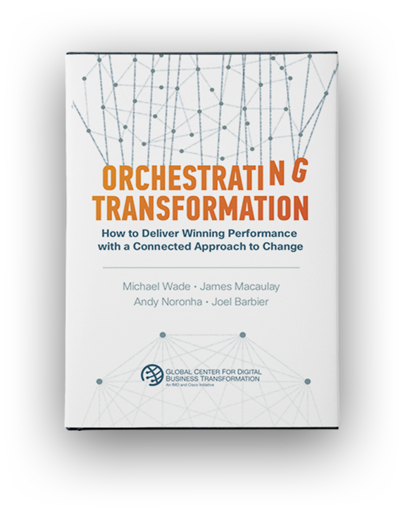 Orchestrating Transformation: New Challenges Require New Approachesr Organization's Digital Transformation